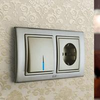 Установка выключателей в Челябинске. Монтаж, ремонт, замена выключателей, розеток Челябинск.